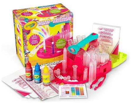 Set Fabrica de carioci - Marker Maker Crayola - HopaSus